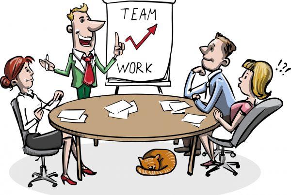 office meeting