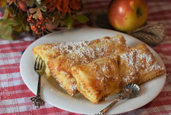 apple pastry, marketing ideas for october