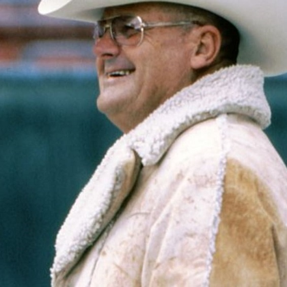 Bum Phillips, author of the quote of the day on failure