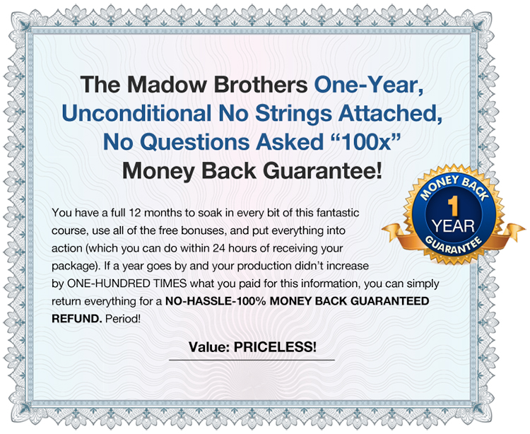Total Front Desk Training Program By The Madow Brothers