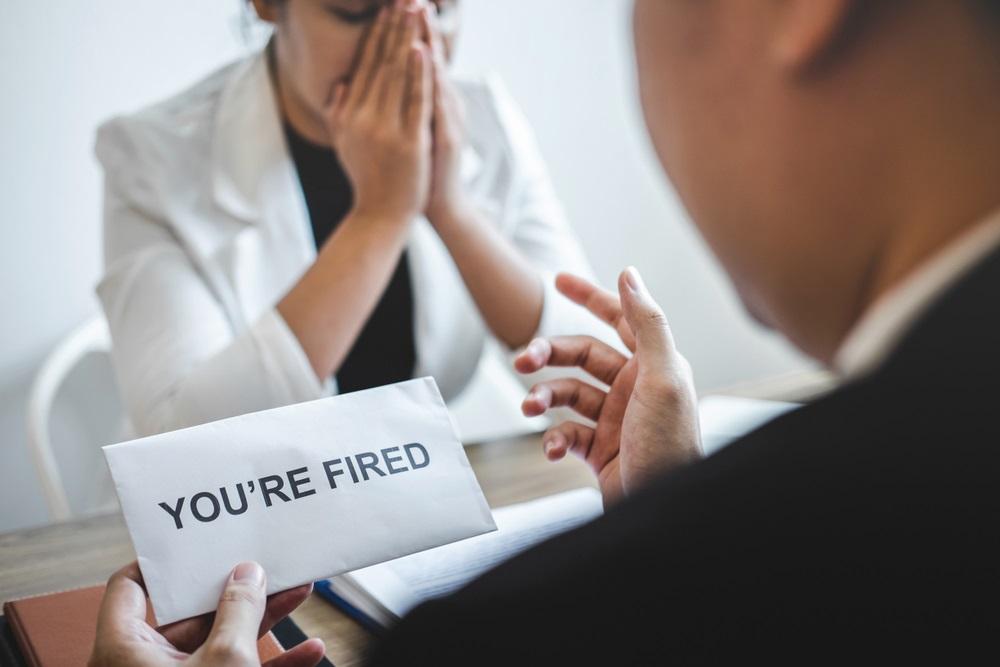 firing an employee