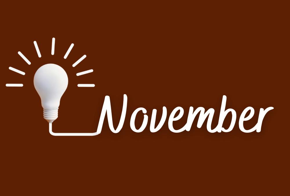dental marketing tips for November